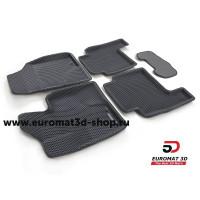 3D Коврики Euromat3D EVA В Салон Для Kia Sorento (2009-2012) № EM3DEVA-002930